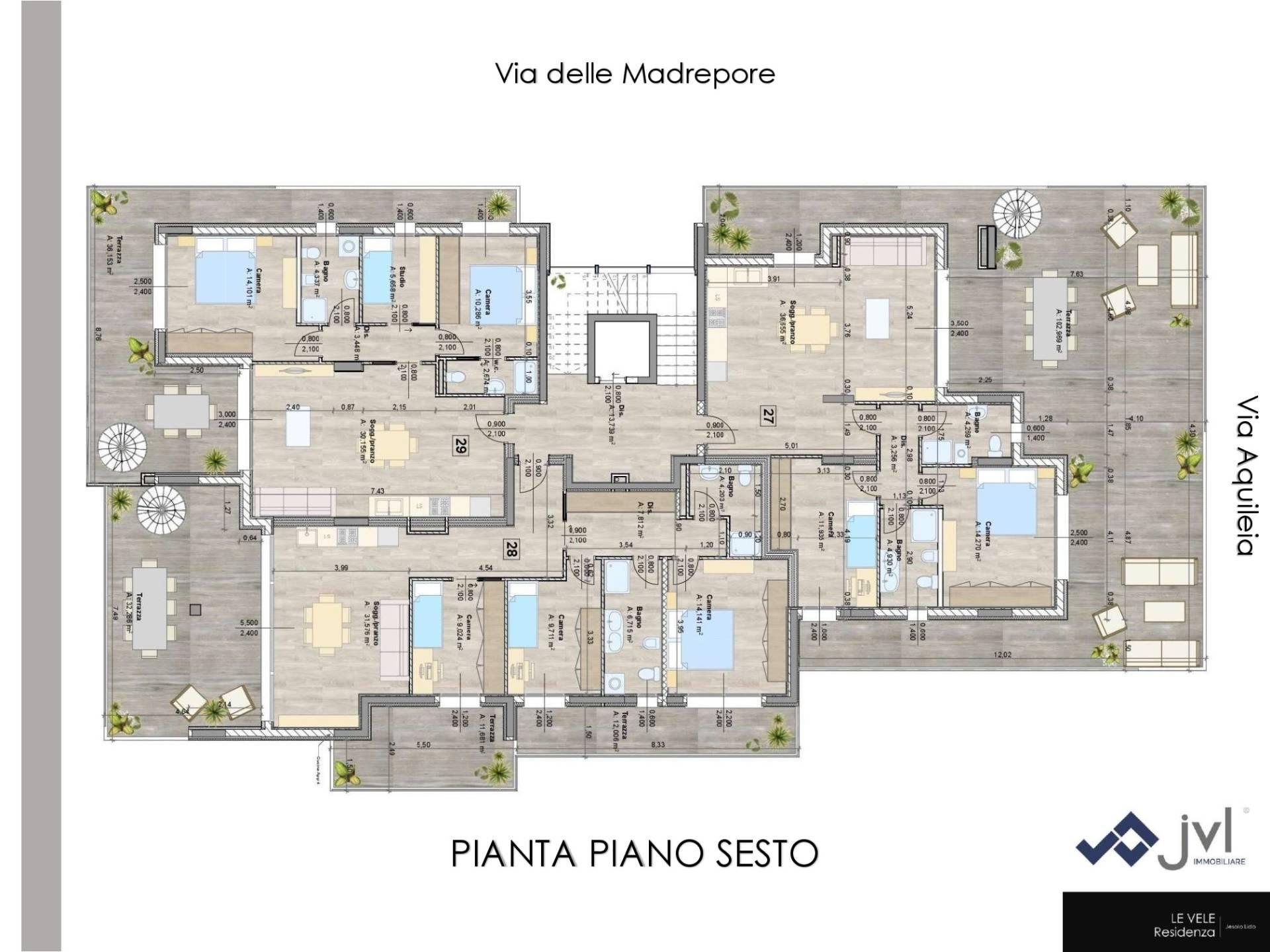 Lista di immobili in nuovi progetti jvl immobiliare for Piani di costruzione dell edificio