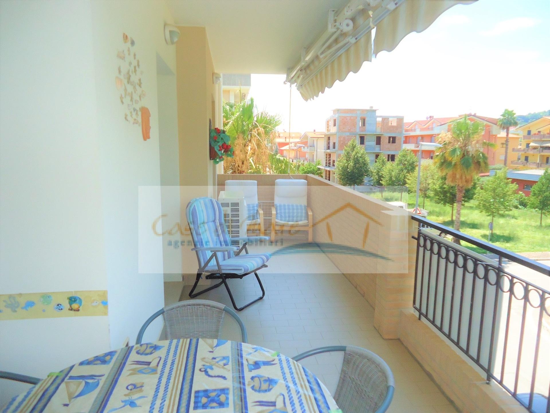 vendita appartamento alba adriatica zona mare  115000 euro  3 locali  65 mq