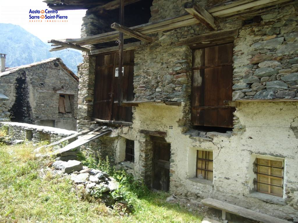 Rustico / Casale in vendita a Arvier, 4 locali, prezzo € 10.000   PortaleAgenzieImmobiliari.it