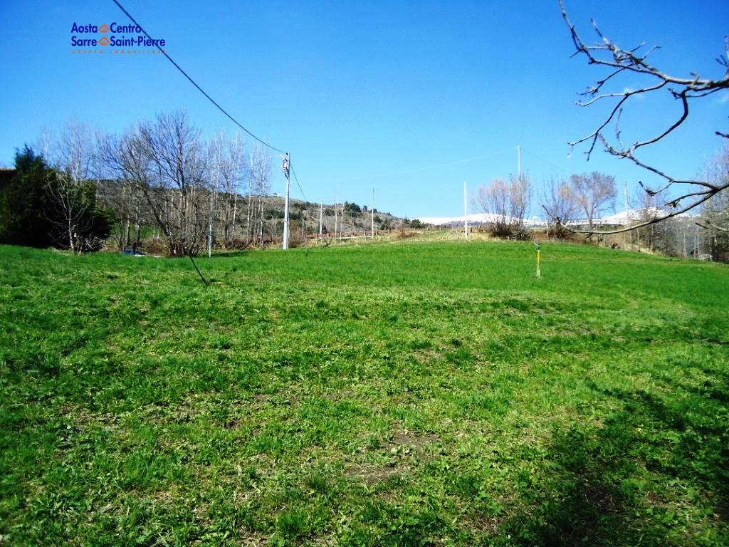 Terreno Edificabile Residenziale in vendita a Saint-Nicolas, 9999 locali, zona od, prezzo € 130.000 | PortaleAgenzieImmobiliari.it
