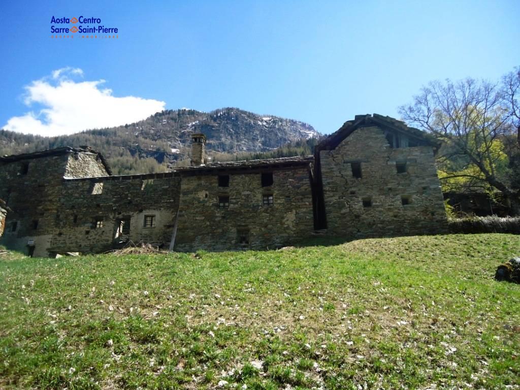Rustico / Casale in vendita a Arvier, 5 locali, zona in, prezzo € 25.000   PortaleAgenzieImmobiliari.it