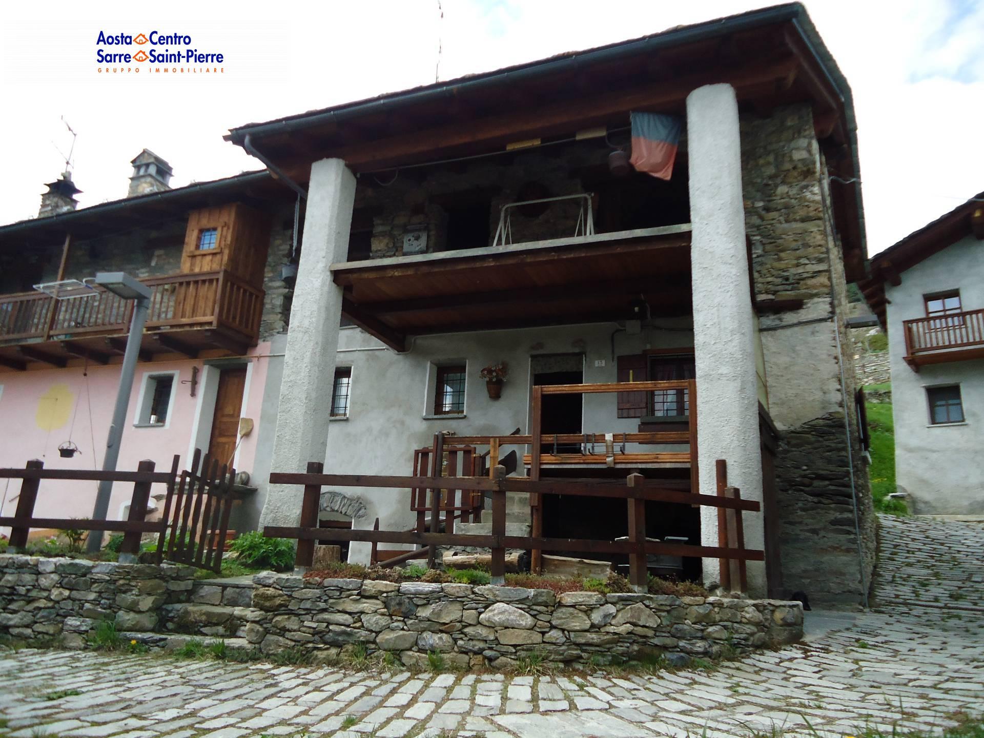 Rustico / Casale in vendita a Saint-Pierre, 3 locali, zona Località: Verrogne, prezzo € 80.000   PortaleAgenzieImmobiliari.it