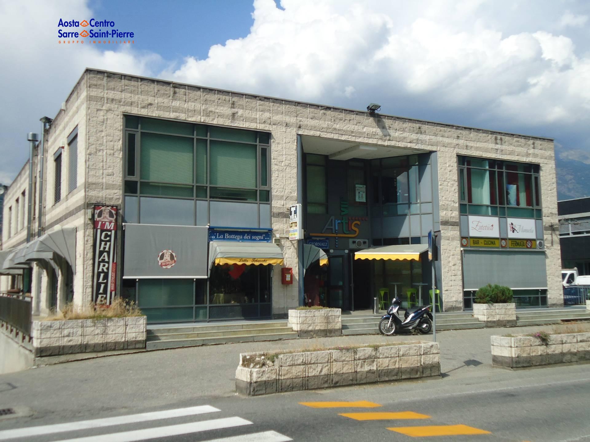 Ufficio / Studio in vendita a Aosta, 9999 locali, prezzo € 54.000 | PortaleAgenzieImmobiliari.it