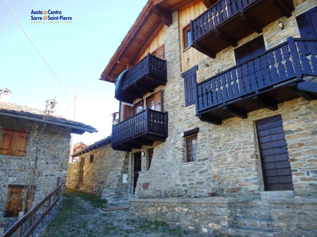 Appartamento in vendita a Aymavilles, 2 locali, zona Località: Ozein, prezzo € 89.000 | PortaleAgenzieImmobiliari.it