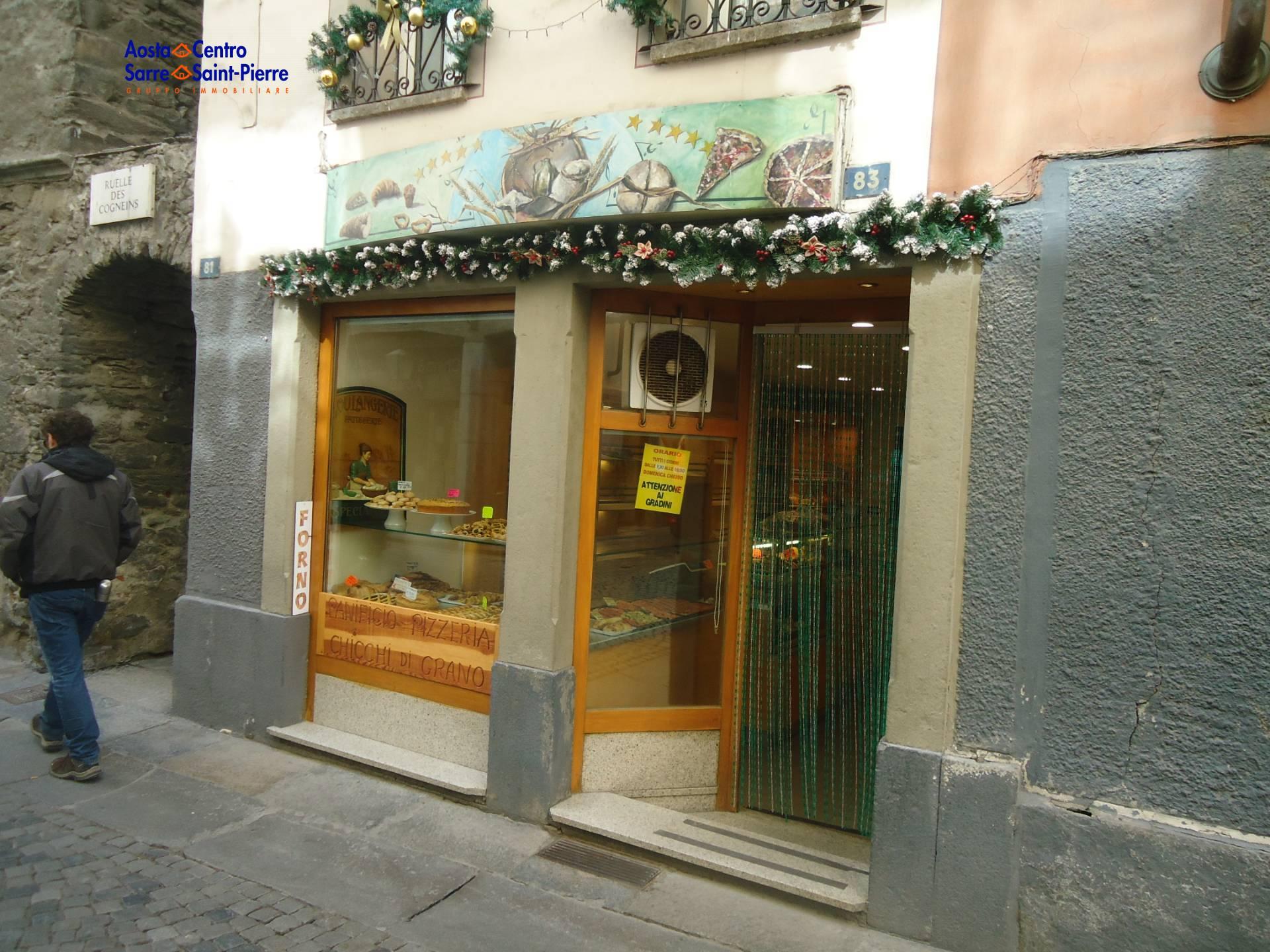Attività / Licenza in vendita a Aosta, 9999 locali, prezzo € 200.000   PortaleAgenzieImmobiliari.it