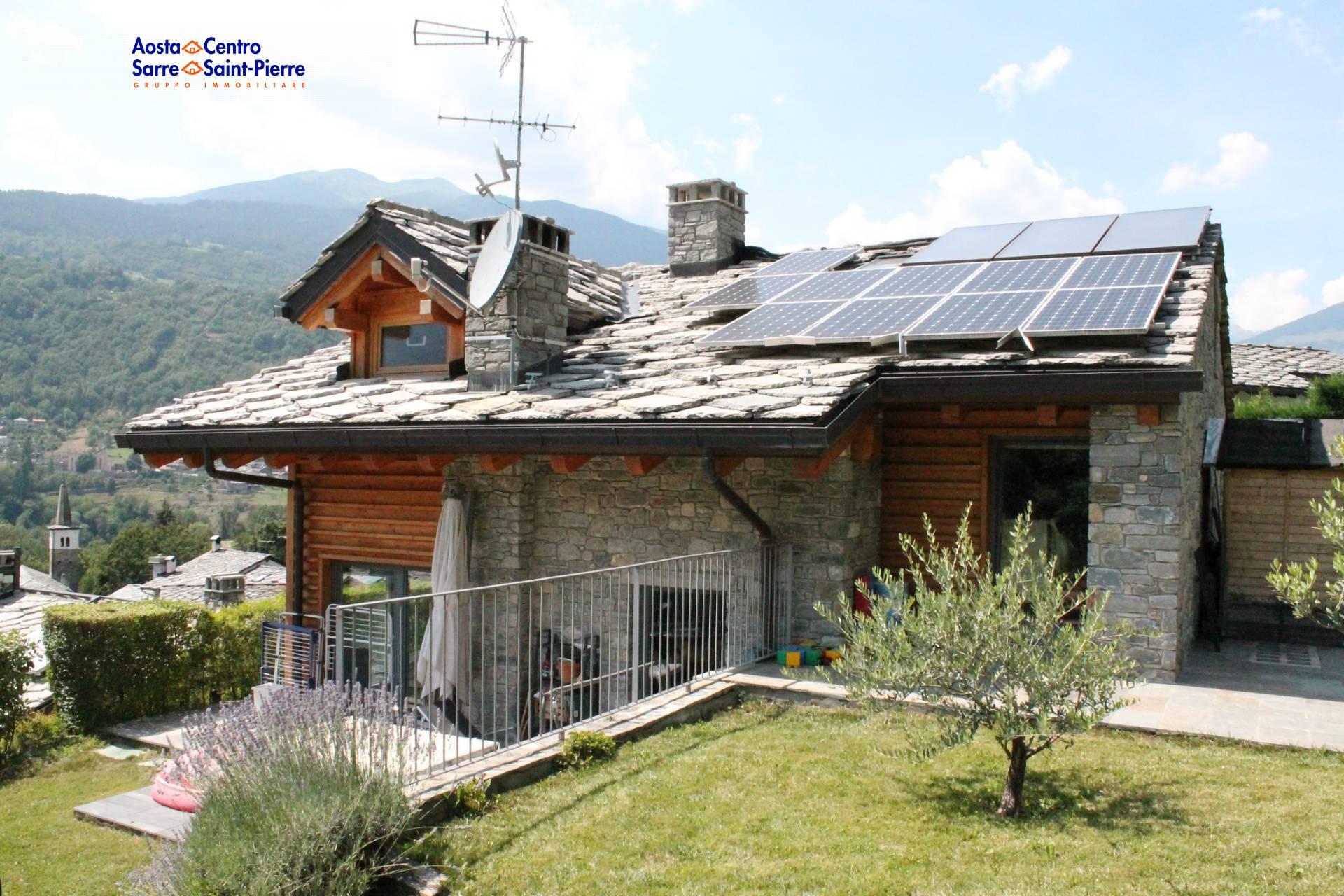 Villa in vendita a Aosta, 6 locali, prezzo € 1.100.000   PortaleAgenzieImmobiliari.it