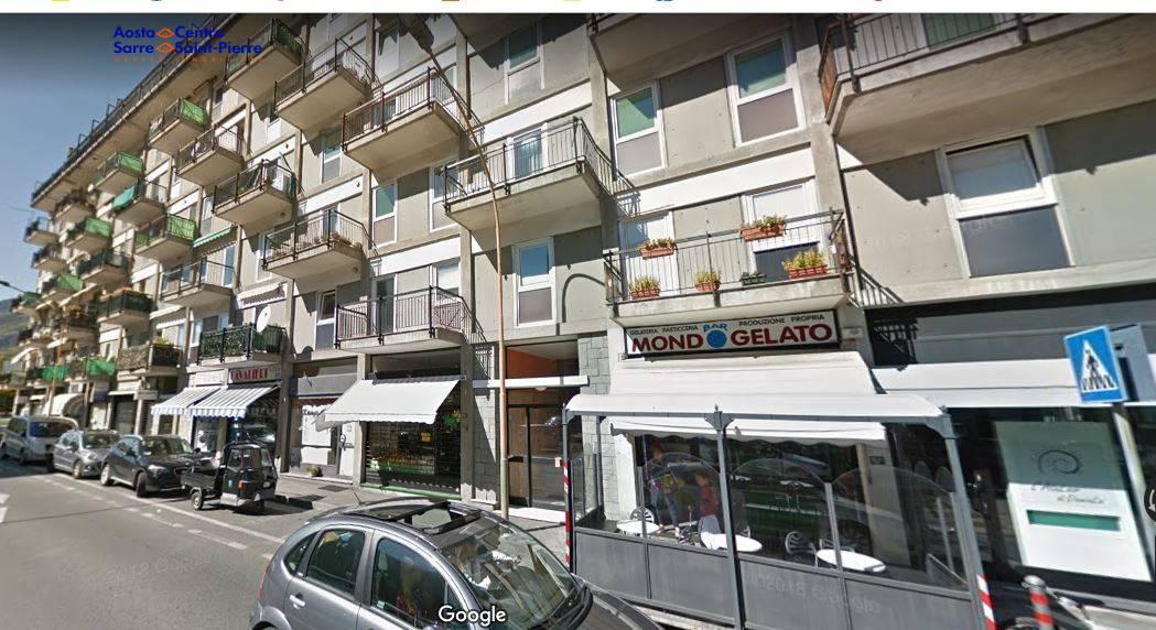 Negozio / Locale in affitto a Aosta, 9999 locali, zona centro, prezzo € 700 | PortaleAgenzieImmobiliari.it