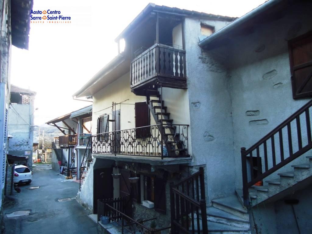 Soluzione Indipendente in vendita a Pollein, 2 locali, prezzo € 80.000 | PortaleAgenzieImmobiliari.it