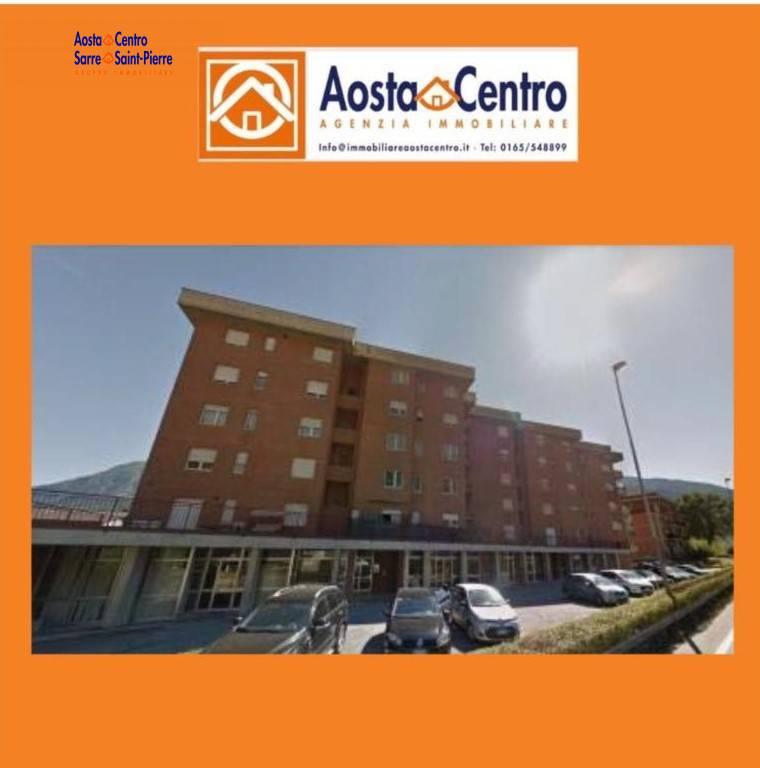 Appartamento in affitto a Aosta, 1 locali, zona feria, prezzo € 70.000 | PortaleAgenzieImmobiliari.it