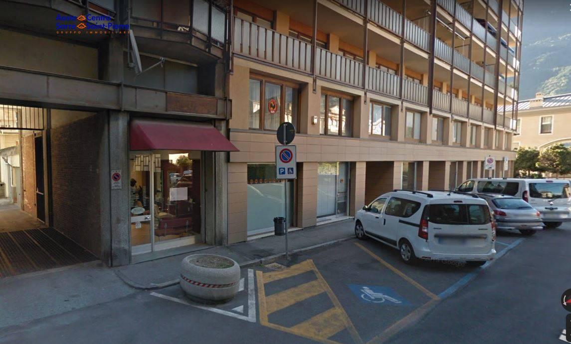Ufficio / Studio in vendita a Aosta, 9999 locali, prezzo € 100.000 | PortaleAgenzieImmobiliari.it