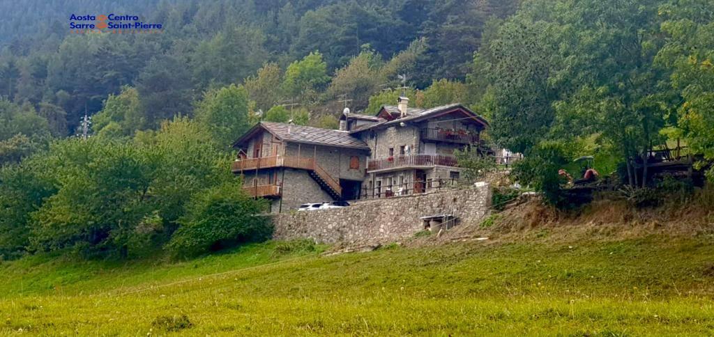 Appartamento in vendita a Gignod, 3 locali, prezzo € 130.000 | PortaleAgenzieImmobiliari.it
