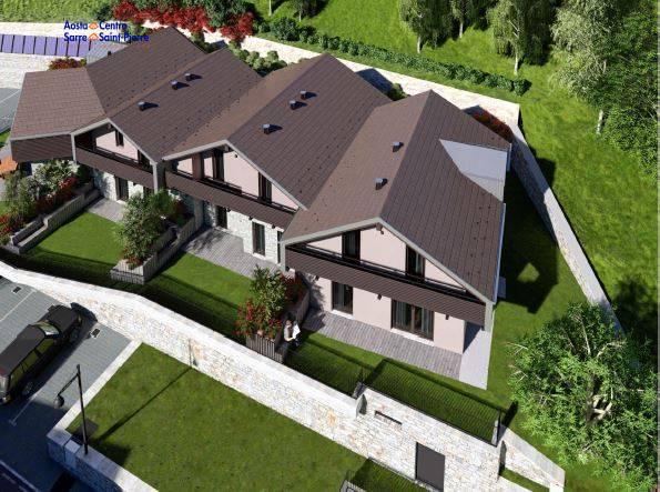 Villa a Schiera in vendita a Quart, 4 locali, prezzo € 480.000   PortaleAgenzieImmobiliari.it