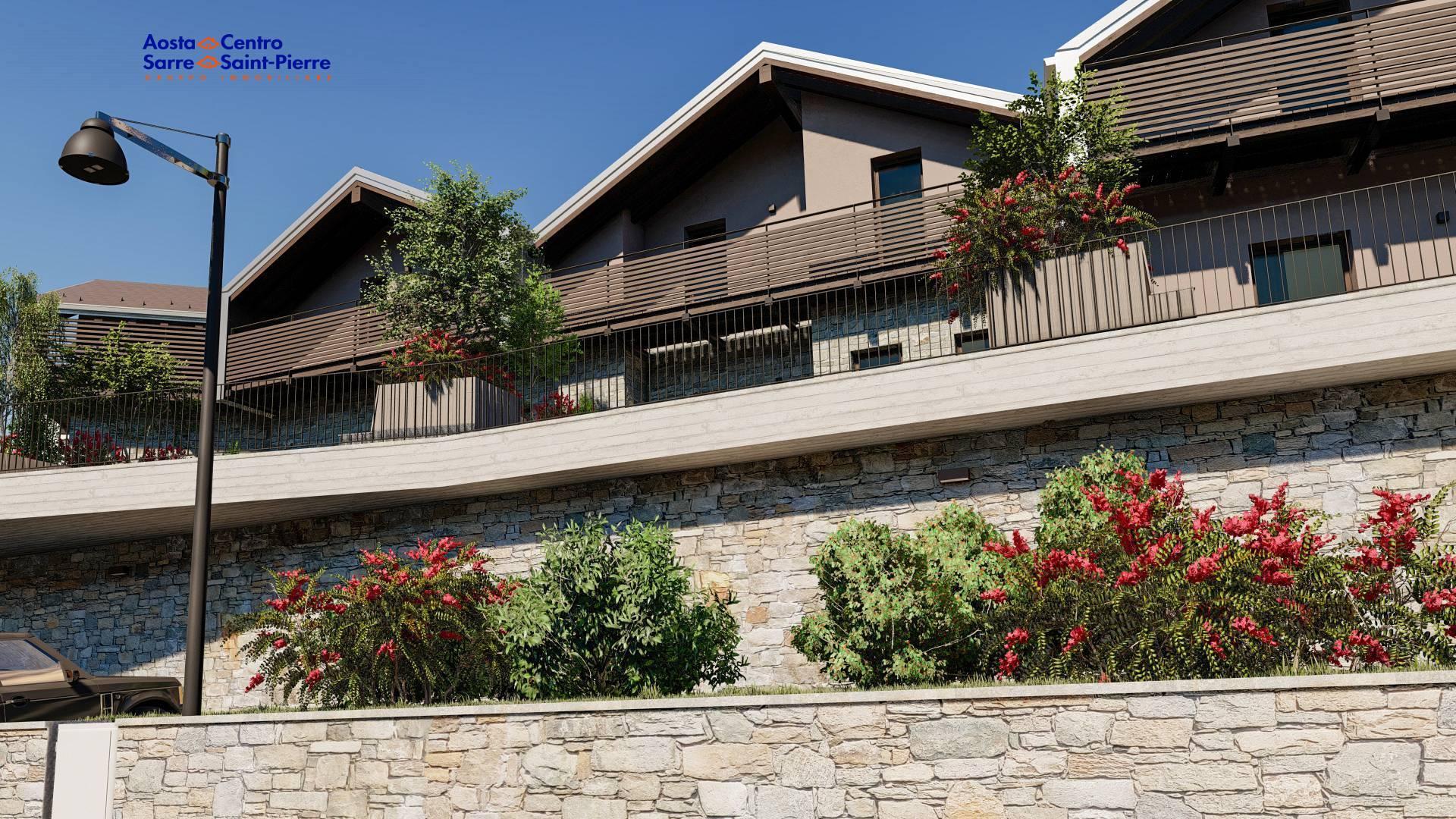 Villa a Schiera in vendita a Quart, 3 locali, prezzo € 380.000   PortaleAgenzieImmobiliari.it
