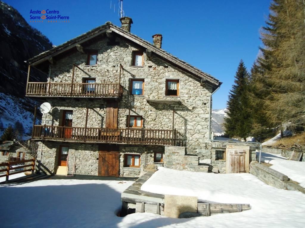 Appartamento in vendita a Valgrisenche, 3 locali, prezzo € 123.000   PortaleAgenzieImmobiliari.it
