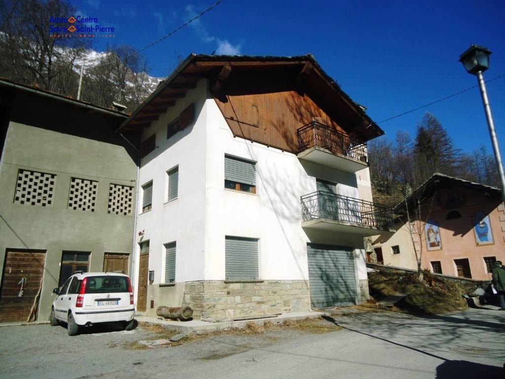 Soluzione Indipendente in vendita a Rhemes-Saint-Georges, 10 locali, prezzo € 142.000   PortaleAgenzieImmobiliari.it