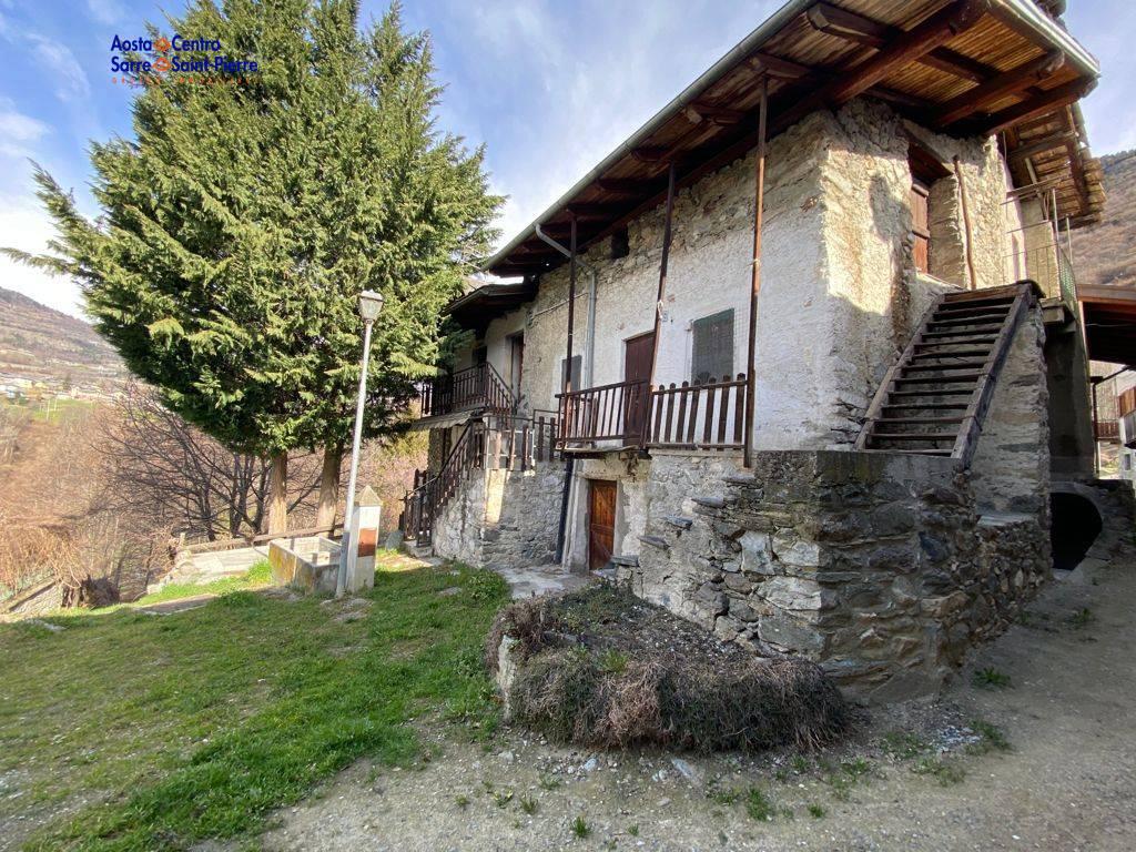 Rustico / Casale in vendita a Roisan, 3 locali, prezzo € 45.000 | PortaleAgenzieImmobiliari.it