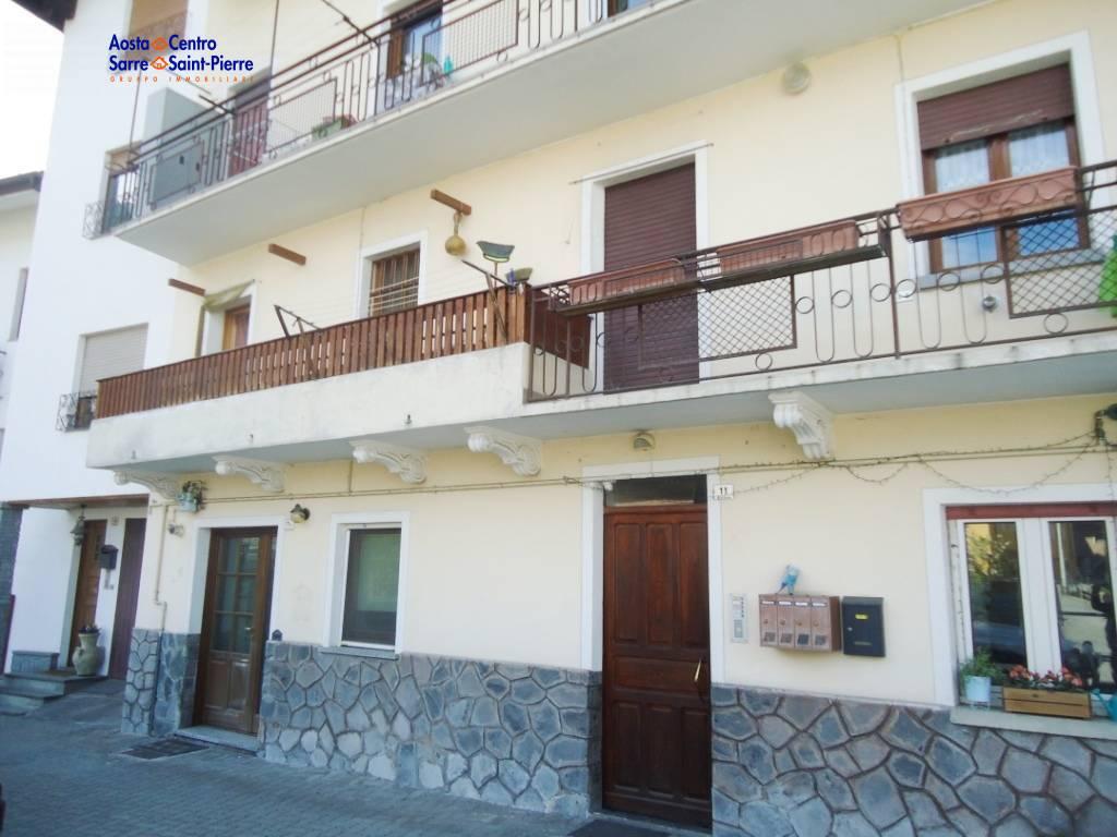 Appartamento in vendita a Aymavilles (AO)