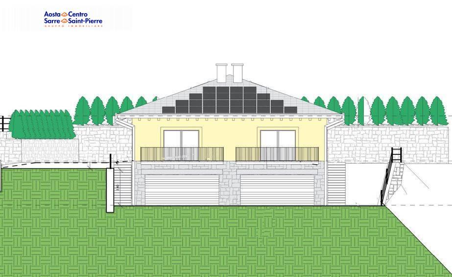 Villa in vendita a Quart, 3 locali, prezzo € 330.000   PortaleAgenzieImmobiliari.it