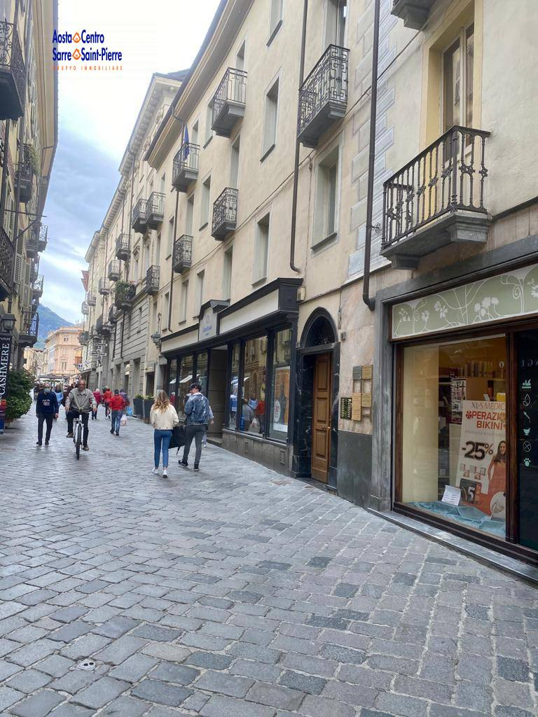 Appartamento in affitto a Aosta, 2 locali, zona ro, prezzo € 500   PortaleAgenzieImmobiliari.it