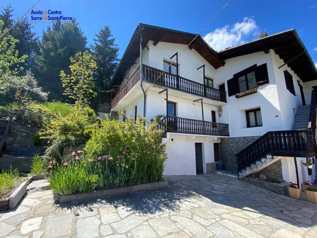 Appartamento in vendita a Gignod, 7 locali, prezzo € 135.000 | PortaleAgenzieImmobiliari.it
