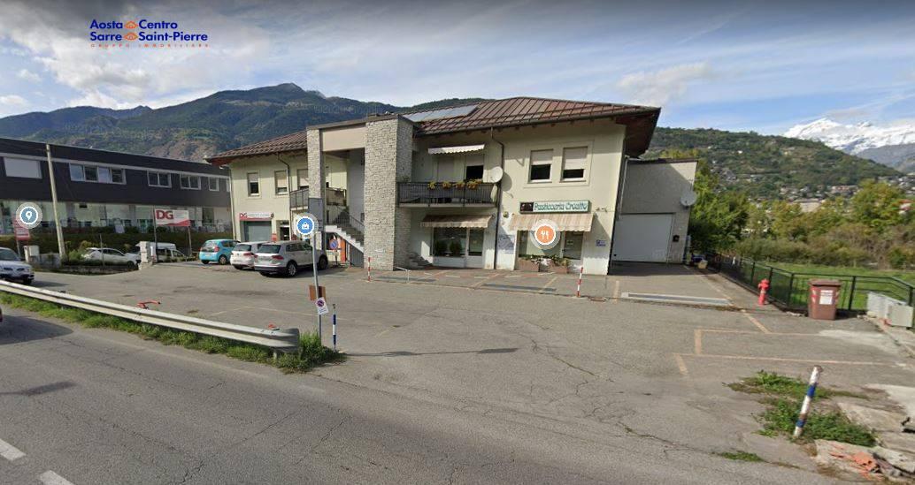 Negozio / Locale in affitto a Charvensod, 9999 locali, prezzo € 850   PortaleAgenzieImmobiliari.it