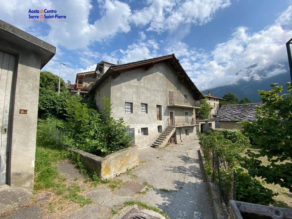 Appartamento in vendita a Gignod, 3 locali, prezzo € 195.000 | PortaleAgenzieImmobiliari.it
