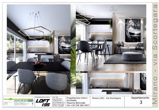 Appartamento in vendita a Mirano, 6 locali, prezzo € 290.000 | CambioCasa.it