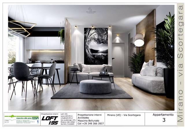 Appartamento in vendita a Mirano, 6 locali, prezzo € 445.000 | CambioCasa.it