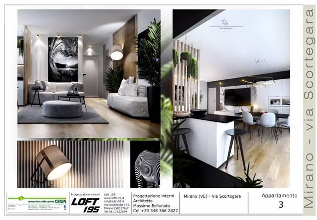 Appartamento in vendita a Mirano, 4 locali, prezzo € 240.000   PortaleAgenzieImmobiliari.it