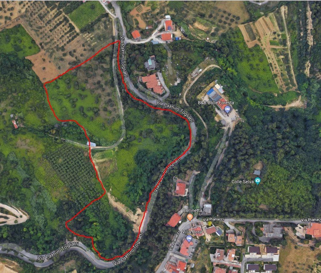 Terreno Agricolo in vendita a Montesilvano, 9999 locali, zona Località: Montesilvanocolle, prezzo € 98.000 | CambioCasa.it
