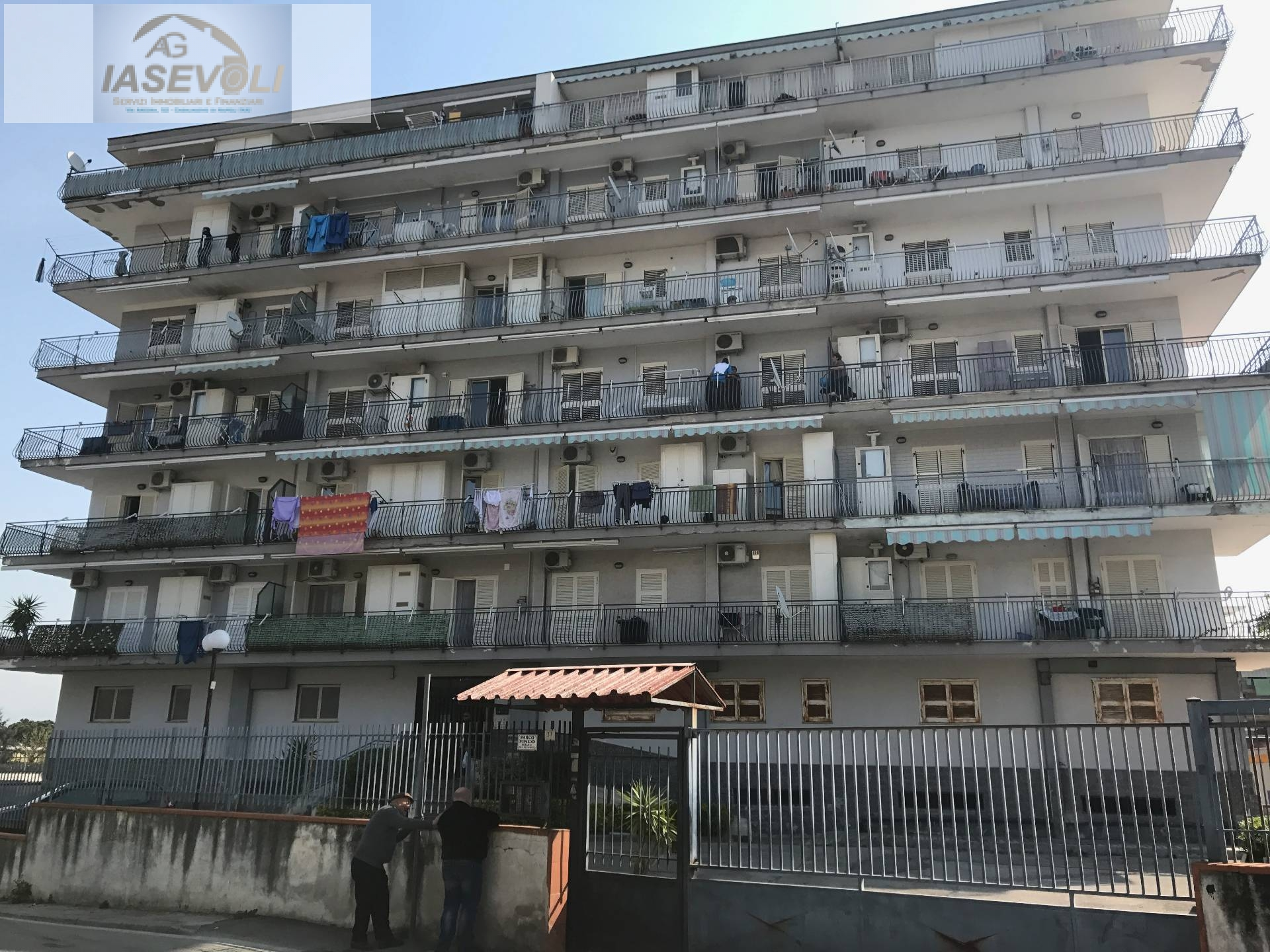 Appartamento in vendita a Casalnuovo di Napoli, 3 locali, prezzo € 125.000 | Cambio Casa.it