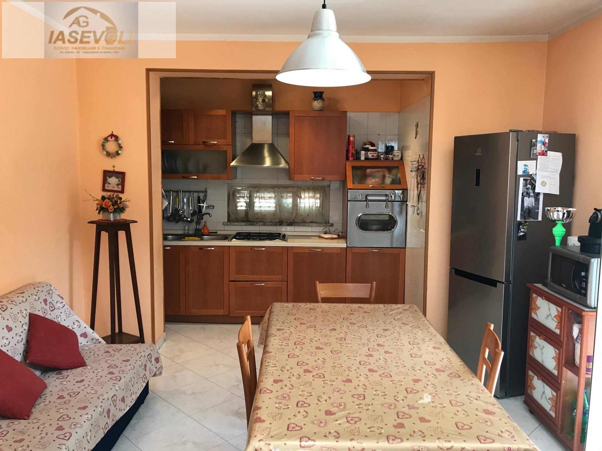 Appartamento in affitto a Casalnuovo di Napoli, 4 locali, prezzo € 550 | Cambio Casa.it