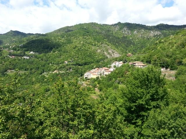 Foto 1 di Appartamento Borgata Cuneo, Balestrino