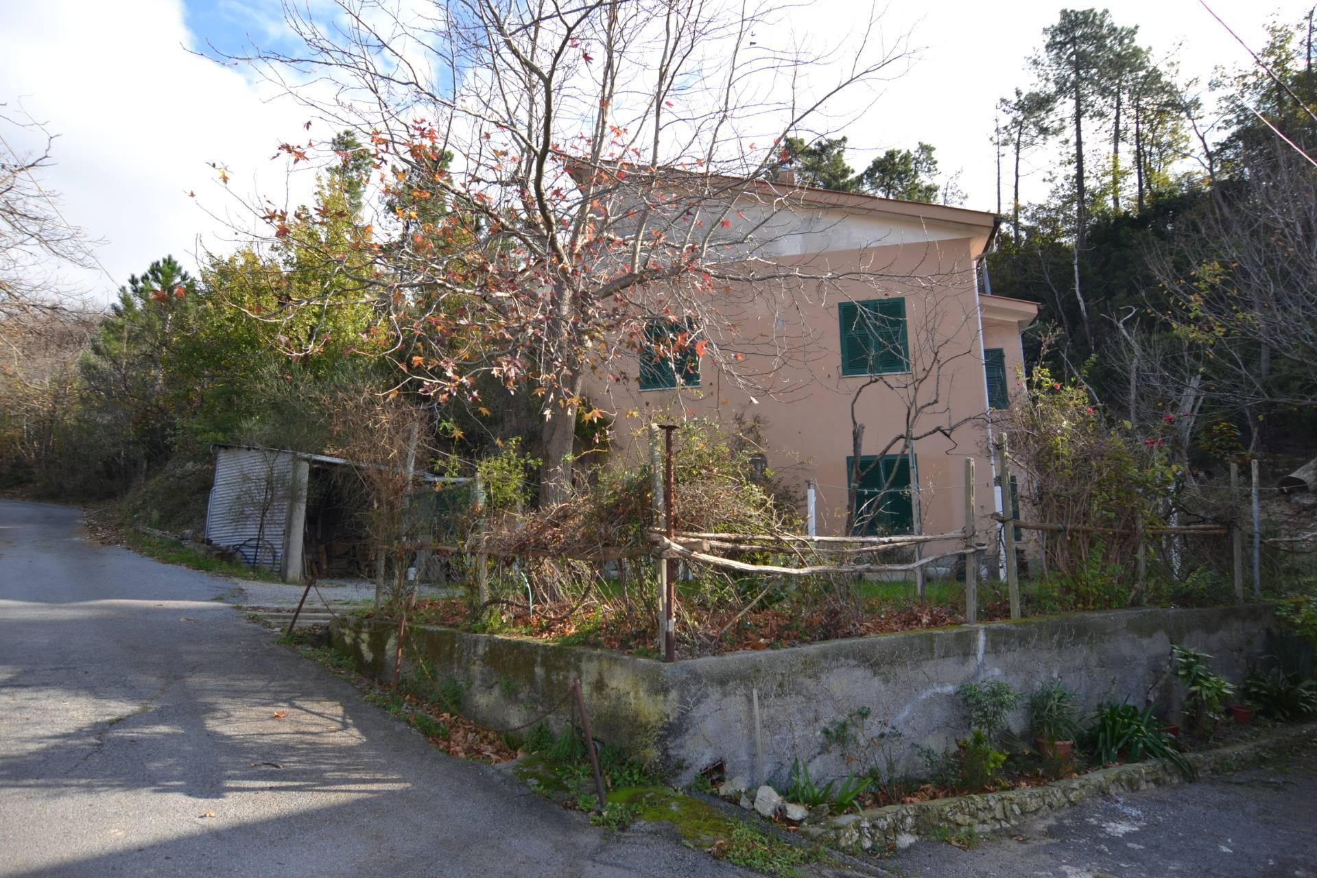 Foto - Villa In Vendita Vezzi Portio (sv)
