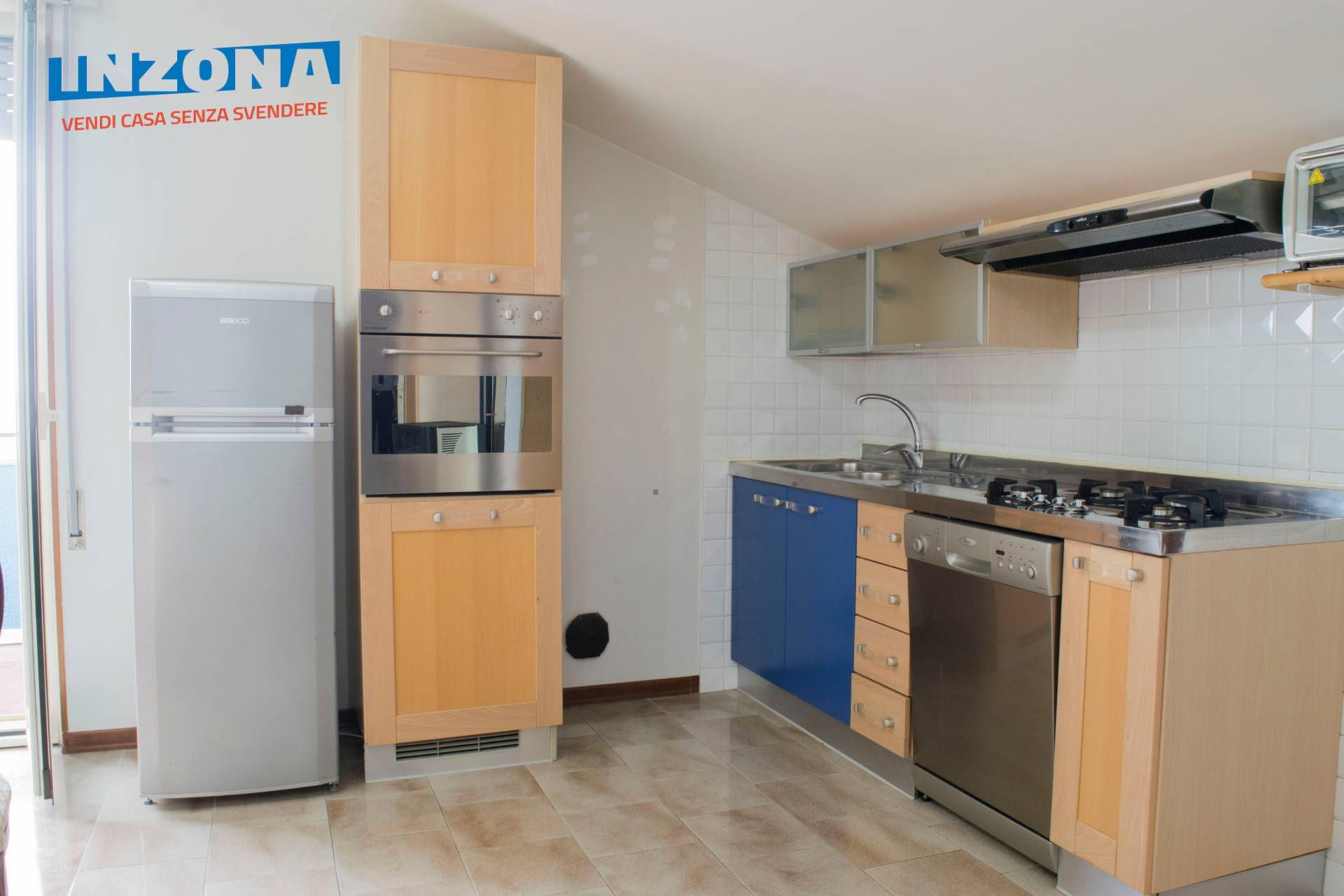 Appartamento in vendita a Penne, 3 locali, prezzo € 74.000 | CambioCasa.it