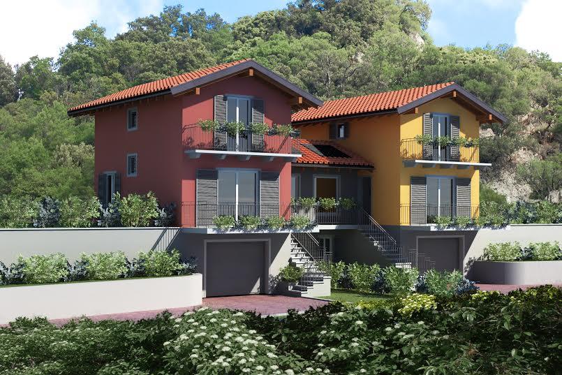 Villa Bifamiliare in vendita a San Bernardino Verbano, 6 locali, prezzo € 340.000   Cambio Casa.it