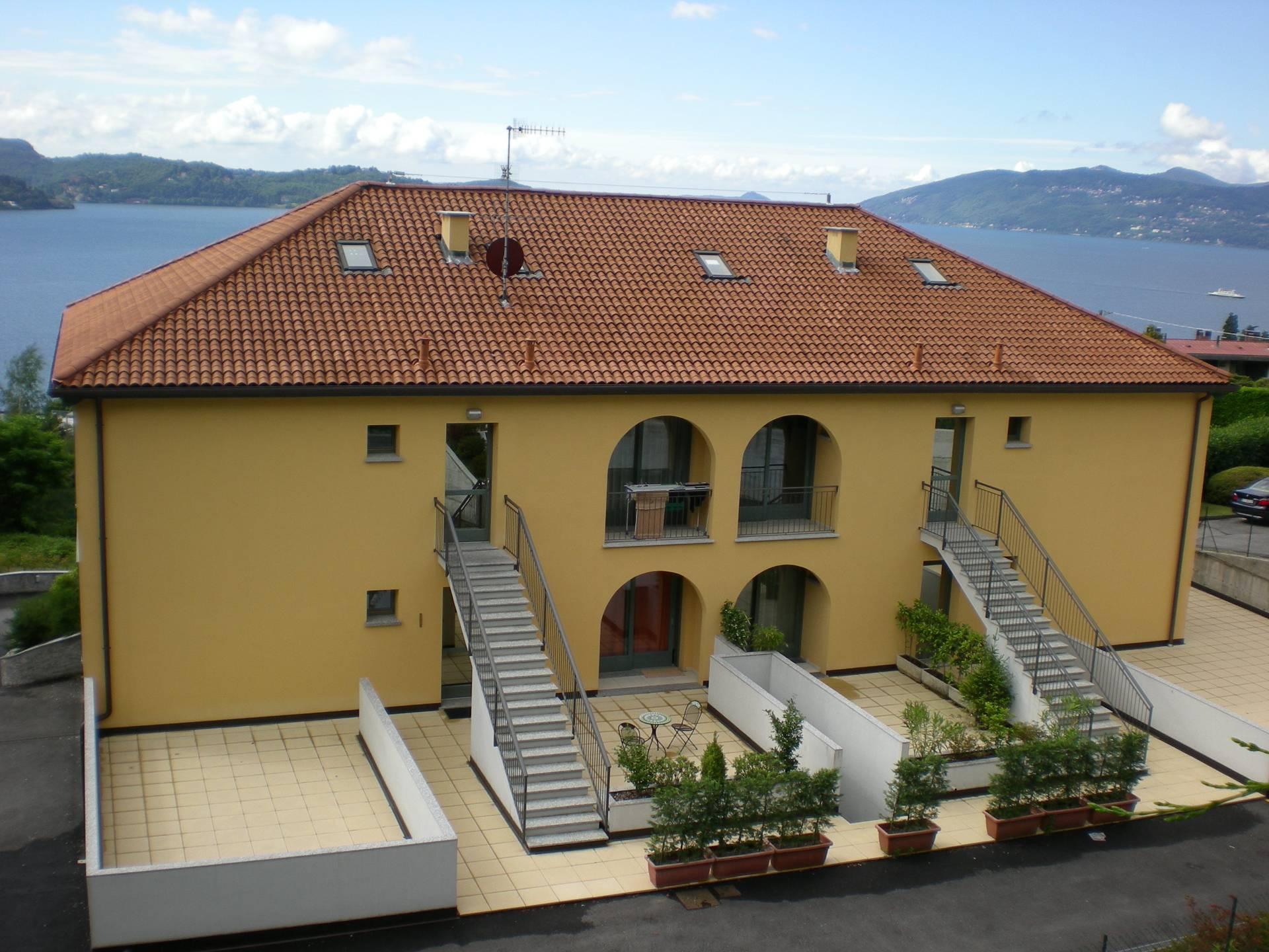 Appartamento in vendita a Ghiffa, 3 locali, prezzo € 280.000 | Cambio Casa.it
