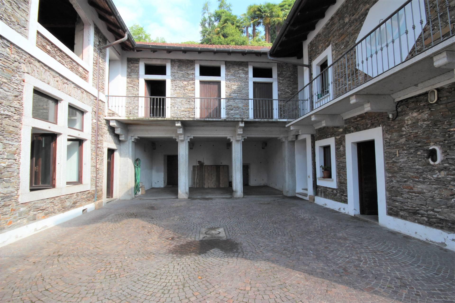 Foto 1 di Casa indipendente Via Nazionale, Oggebbio