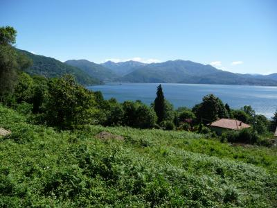 Oggebbio, Building land with beautiful lake view: at Sale