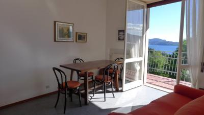 Verbania, Apartment with balkony lake view parking at Sale
