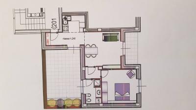 Verbania, Zweizimmerwohnung zu verkaufen