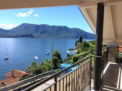 Oggebbio, Apartment with lake view garden parking at Sale