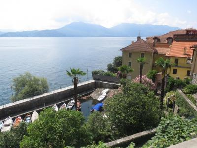 Cannero Riviera, Villa with garden and wonderful lake view at Sale