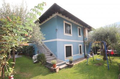 Cannobio, Apartment with Garden and Parking at Sale