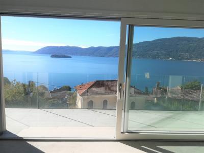 Verbania, Appartamento con Balcone Vista Lago e Posto auto in Vendita