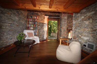 Ghiffa, Haus mit Garten und Seeblick inmitten der Natur. zu verkaufen