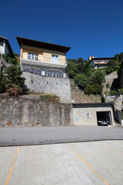 Cannobio, House with lake's viws and terrace at Sale