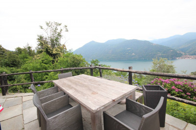 Cannobio, house with own garden, lake's viws completly sourranded by nature at Sale