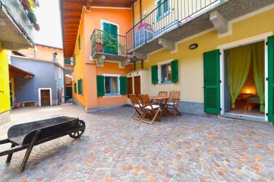 Cannobio, Renovierte Wohnung  im historischen Zentrum zu Verkauf/Miete