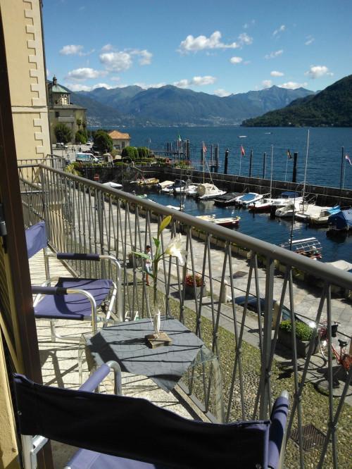 Cannobio, Appartamento di charme con balcone e vista lago in Affitto